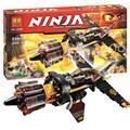 234 Шт. Бела 10322 Валун Blaster Ниндзя Колесница Строительные наборы 2016 Кирпичи классические игрушки, Совместимых С Lego