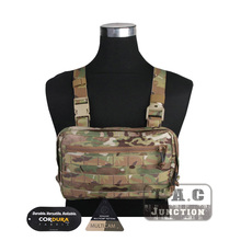 цена на Emerson Tactical Combat Chest Recon Kit Bag EmersonGear Military Multi-Purpose Utility Accessories Concealed Carry Pouch