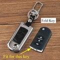 Металлический держатель для ключей  чехол для брелка  кольцевая цепочка  запчасти  подходит для Mazda 3 6 2003-2011  аксессуары  отделка  3 кнопки  бре...