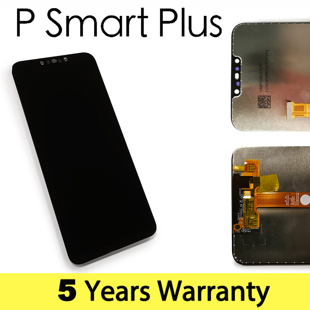 Mobile Phone Lcd For Huawei P Smart Plus Display Nova 3I Display For Huawei Smart Plus Screen Black/Blue Touch With Frame