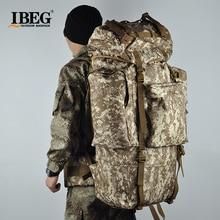 Sport Backpack Mountain Bag Hiking Backpacks women bags Men 100L Waterproof backpacks Travel Bag men
