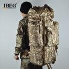Sport Backpack Mountain Bag Hiking Backpacks women bags Men 100L Waterproof backpacks Travel Bag men Waterproof Molle Backpacks