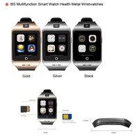 Bluetooth Smart Watch Bracelet Supports 3D 320 320 HD NFC Slim Arc