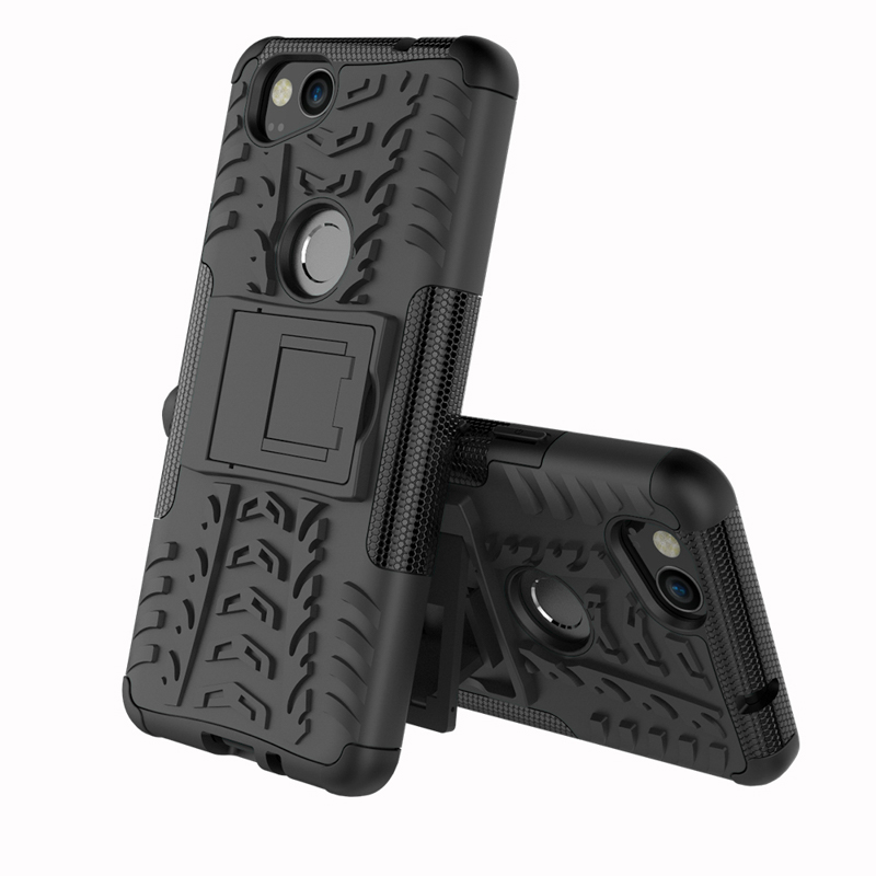 Cases For HTC Pixel 2 Case Google Pixel 2 Armor Hybrid Shockproof HTC Pixel XL 2 XL2 Covers Heavy Hard PC TPU Shell Bags
