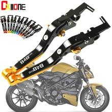 For DUCATI 848 EVO 848 evo 848EVO 2007-2013 2011 New CNC Motorcycle Adjustable Foldable Extendable Brake Clutch Levers цены онлайн
