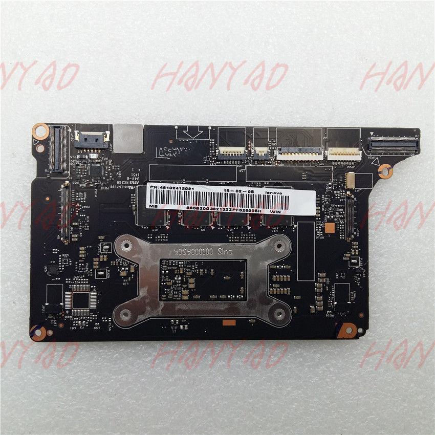 VIUU3 NM-A074 For Lenovo Yoga 2 pro Laptop Motherboard I7 cpu 8GB 90004988 100% tested