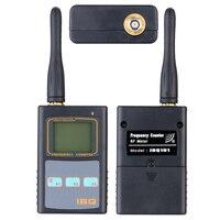 IBQ101 휴대용 주파수 카운터 미니 손으로 쥐기 미터 양방향 라디오 무전기 트랜시버 GSM 50 백만헤르쯔-2.6 천헤르쯔 LCD 디스플레
