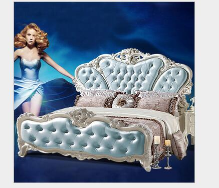 Online Kaufen Großhandel prinzessin schlafzimmer möbel aus ...
