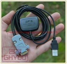 RS232 serial UB355 GPS time module computer server / radio / microcontroller