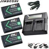 3PCS NP BX1 NP BX1 NPBX1 Battery+ LCD Dual Charger for Sony DSC RX1 RX100 AS100V M3 M2 HX300 HX400 HX50 HX60 GWP88 AS15 WX350