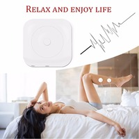 Multifunctional Mini Size Portable Wireless Bluetooth APP Smart Massager Biological Physiotherapy Phone Control Massager Hot New