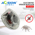 Aosion Interior Plug-in Eletromagnética Ultrasonic Pest Repeller Repelente Aranha com Luz Noturna
