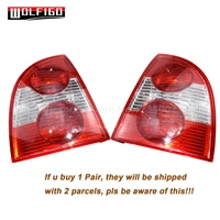 WOLFIGO New Left Right Rear Tail Light For VW PASSAT B5 FL SEDAN 2001 02 03 04 2005 3B5945095AE,3B5945096AE, 3B5945095AD