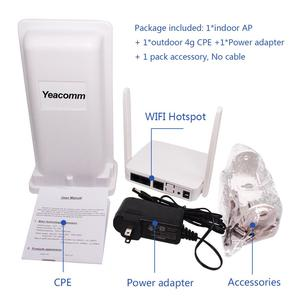 Image 5 - Yeacomm YF P11K CAT4 150M Outdoor 3G 4G LTE CPE Router with WIFI Hotspot