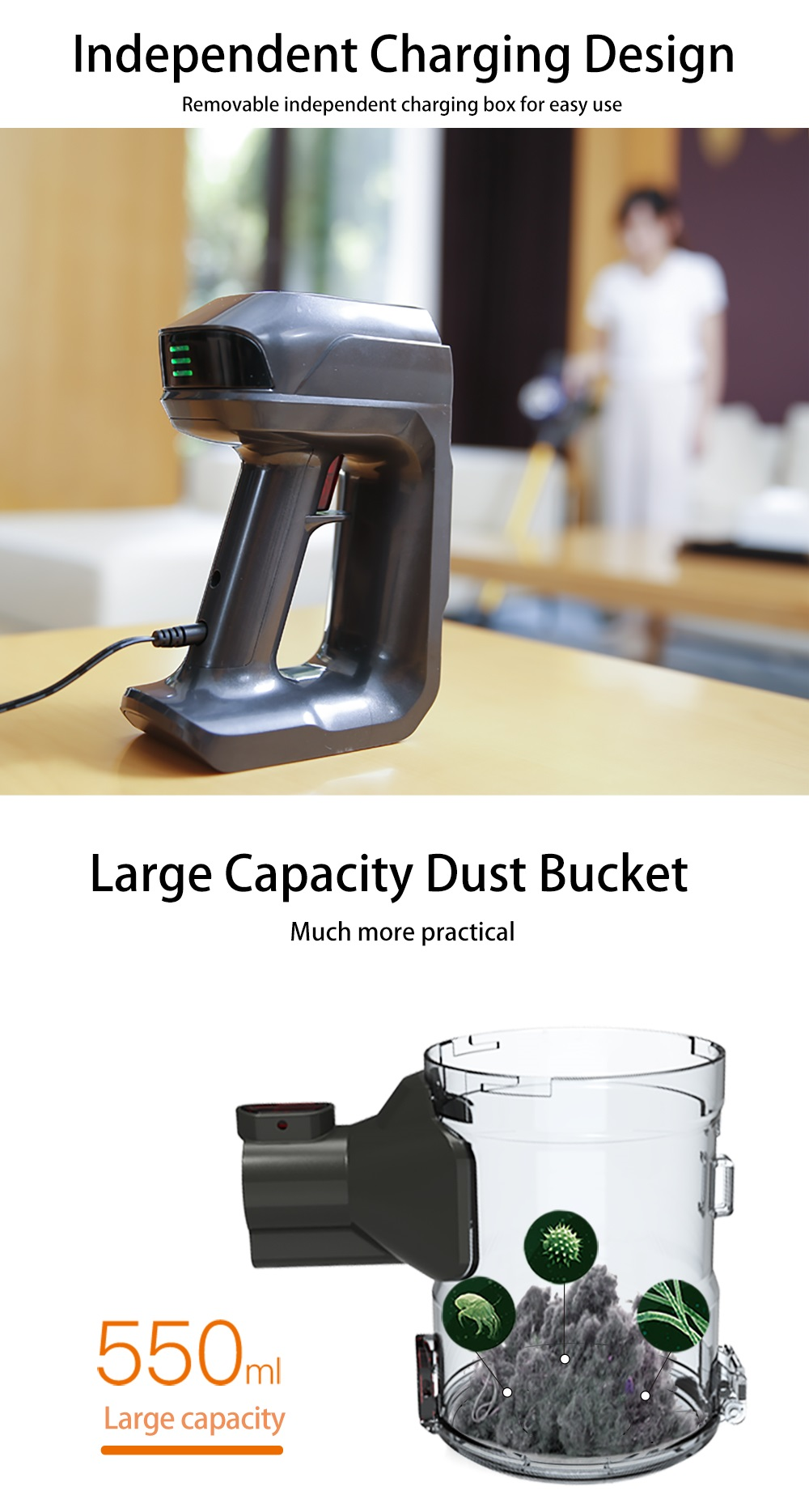 Strong Dust Motorized Discount 17