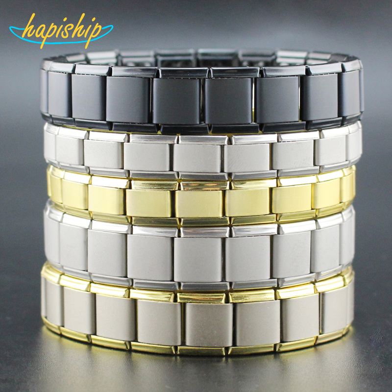 Hapiship 10 Style Fashion Jewelry 10/20/80 Red Germanium Titanium Energy Bracelet Power Bangle For Man Women Free Shipping Top2