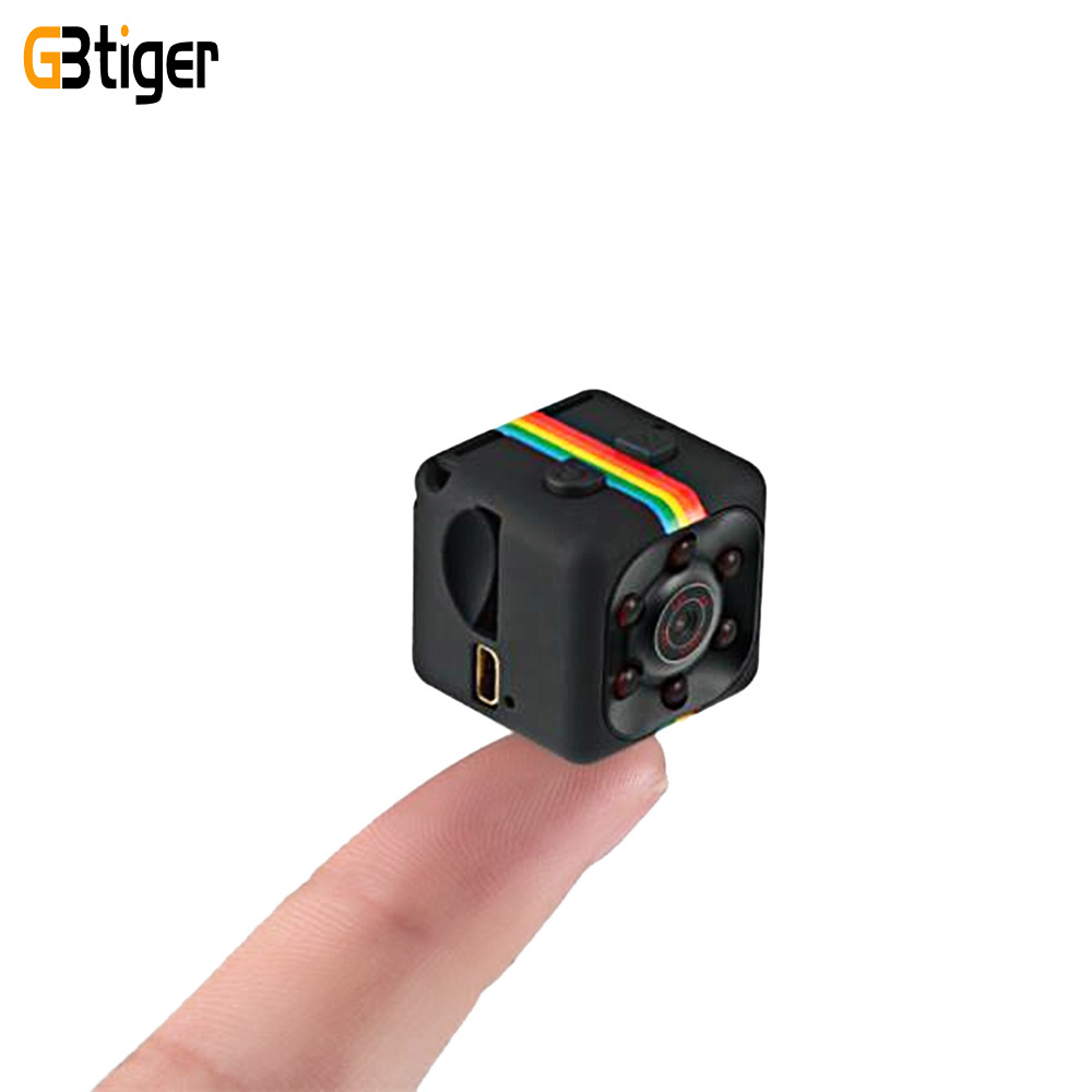 Hot Sale SQ11 Mini Camera 1080P HD Car DVR Dash Camera Camcorder 120 Degree Loop-cycle Recording Motion Detection Night Vision