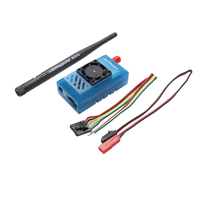 FPV Antenna Aomway 5.8G 1000mW Audio/Video AV 1W Transmitter & 5.8G Receiver with Antenna for rc quadcopter fpv