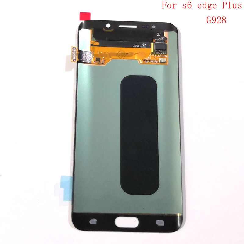 Amoled For Samsung Galaxy S6 Edge Plus SM-G928F G928F G928 Lcd Screen+display+Touch Glass Frame Assembly Replacement AmoledAmoled For Samsung Galaxy S6 Edge Plus SM-G928F G928F G928 Lcd Screen+display+Touch Glass Frame Assembly Replacement Amoled