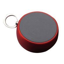 IP5 Waterproof Portable Stereo Bluetooth Speaker Mini Radio Super Bass with Ring