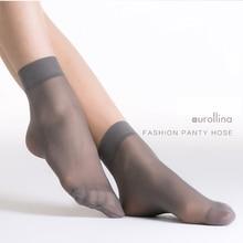 95c3c3f241c Women Sexy Soft Socks Velvet Hosiery Sheer fashion Socks High Quality  Comfortable Silky Reinforced Toe Ankle