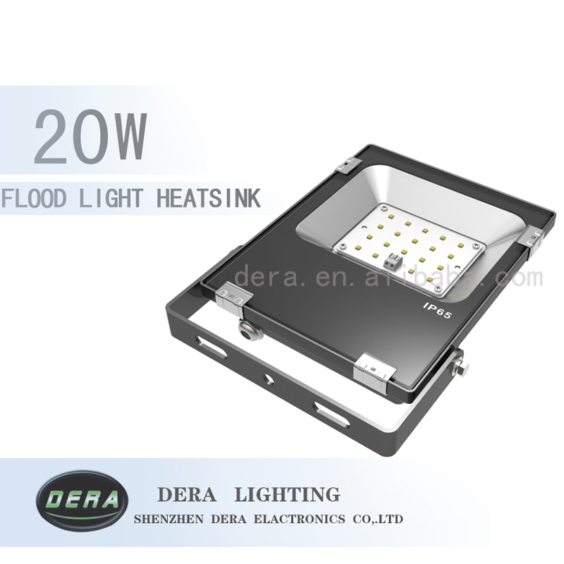 LED FloodLight 20W Reflector Led Flood Light Spotlight AC110-277V Waterproof IP65 Outdoor Wall Lamp free shipping led flood outdoor floodlight 10w 20w 30w pir led flood light with motion sensor spotlight waterproof ac85 265v