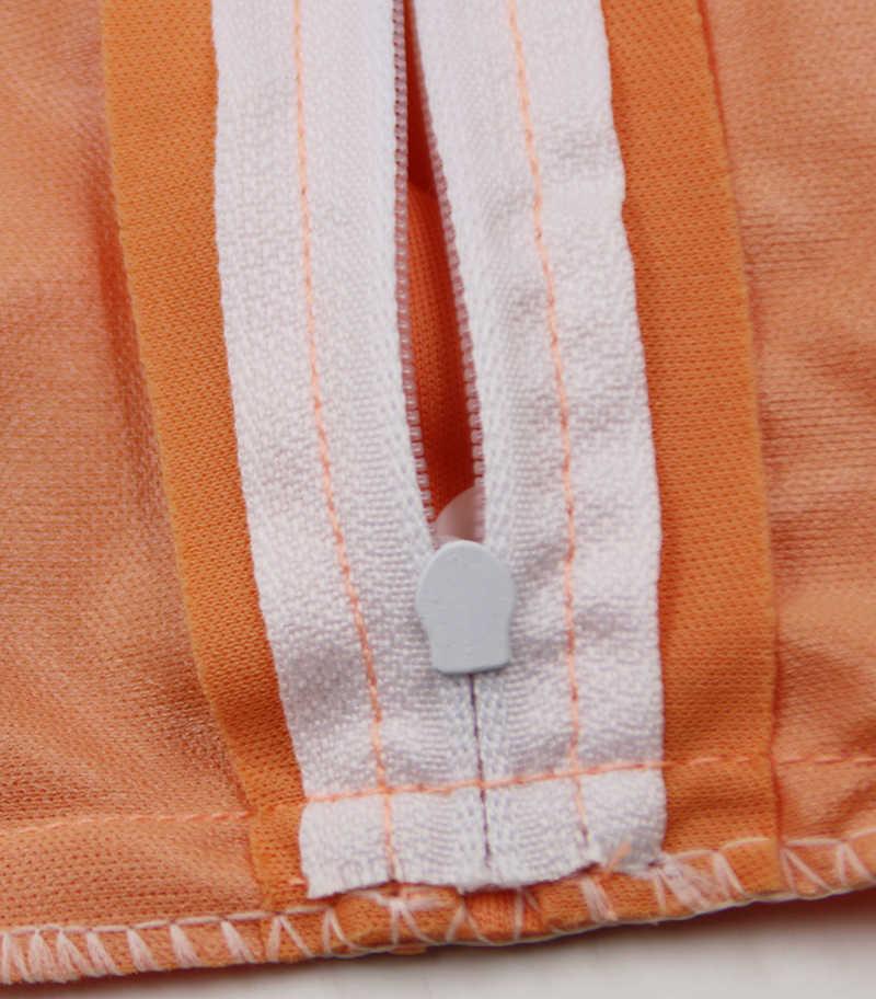 [Usurpon] 1 pc 30*40 cm 더블 포켓 젖은 가방 솔리드 pul 패브릭 엄마 가방 여행 가방 방수 기저귀 가방