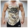 [Muscular gigantes] 2017 singletes mens tank tops hombres chaleco de camuflaje estilo militar de camuflaje sexy men's clothing gymshark