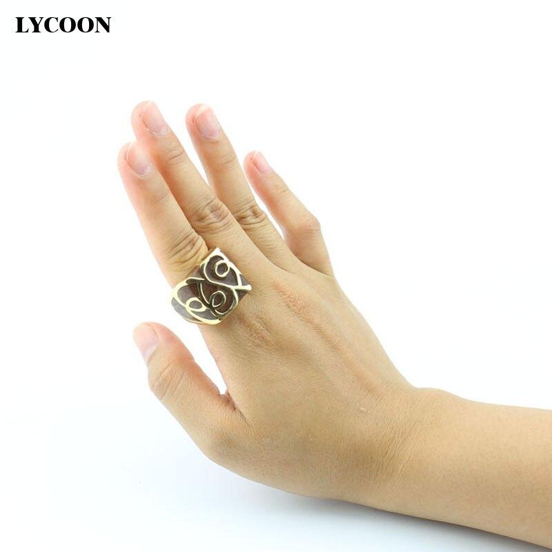 LYCOON տաք վաճառքի տղամարդ և կին - Նորաձև զարդեր - Լուսանկար 6