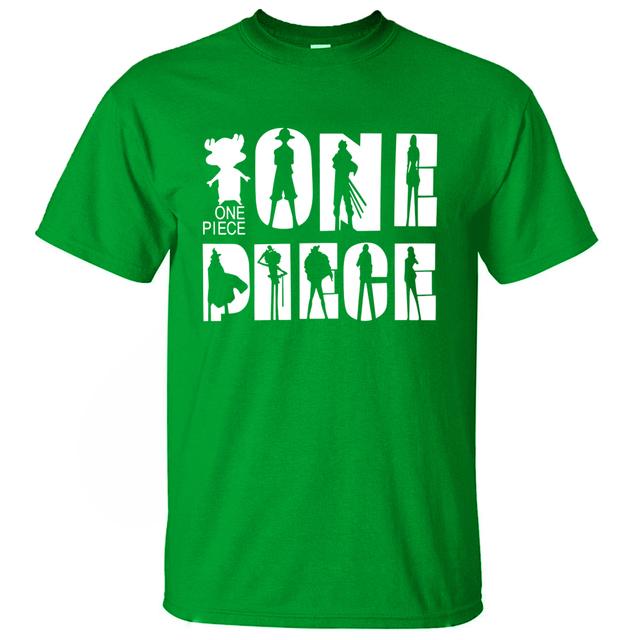One Piece T-Shirt (16 Colors)
