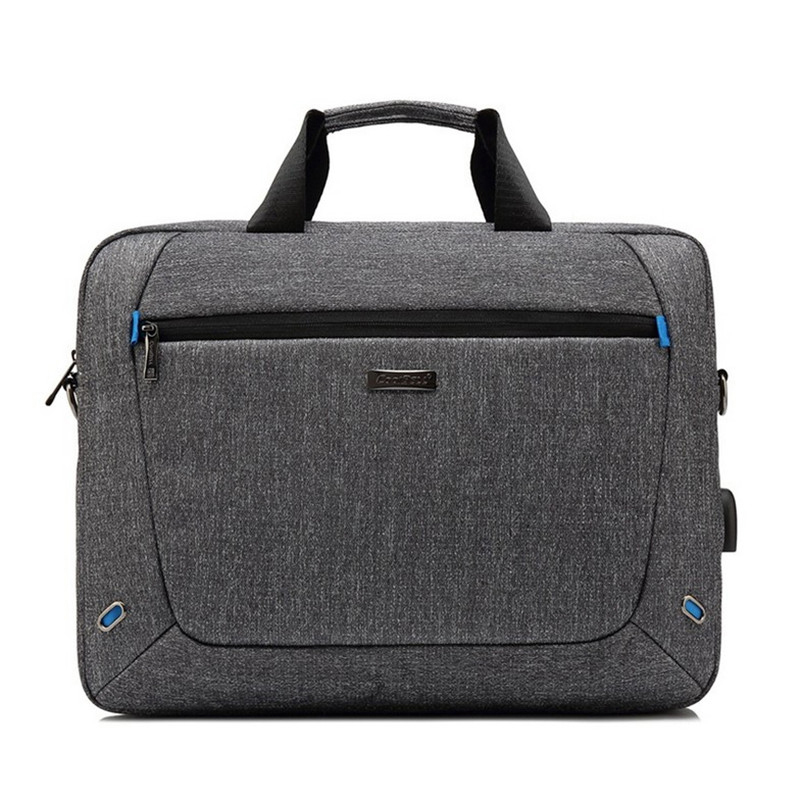 Männer 6 Mode Reisetasche zoll Frauen Kühlen 2019 Schulter Neue Z959 Taschen Handtasche silver Bag Business Black Bag Blue Bag Bag Tasche Laptop Bags 15 Glocke gray dark Messenger tvqfvI