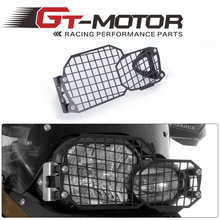 GT-Motor For BMW F650GS F700GS F800GS F800/F650/F700 GS 08-15 High Quality Stainless Steel Motorcycle Headlight Guard Protector
