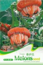 (Mix minimum order $5)1 original pack 10 pcs Incense Burner Pumpkin Seeds vegetable seeds Cucurbita pepo balcony  free shipping