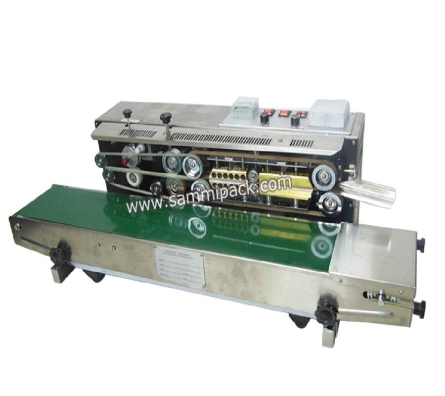 Высокое качество FRD-1000 Твердые чернила ролик группа герметик с черным цветом печать даты