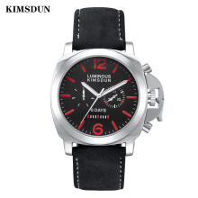 цена на KIMSDUN Brand Men Watches Automatic Mechanical Watch Waterproof Sport Male Clock Casual Business Wristwatches Relojes Hombre