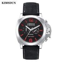 KIMSDUN Brand Men Watches Automatic Mechanical Watch Waterproof Sport Male Clock Casual Business Wristwatches Relojes Hombre