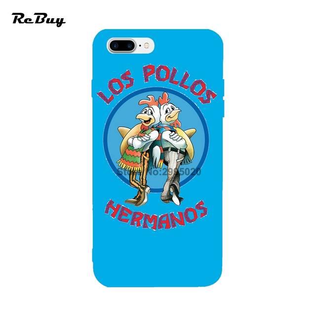 Breaking Bad Los Pollos Hermanos Chicken iphone case