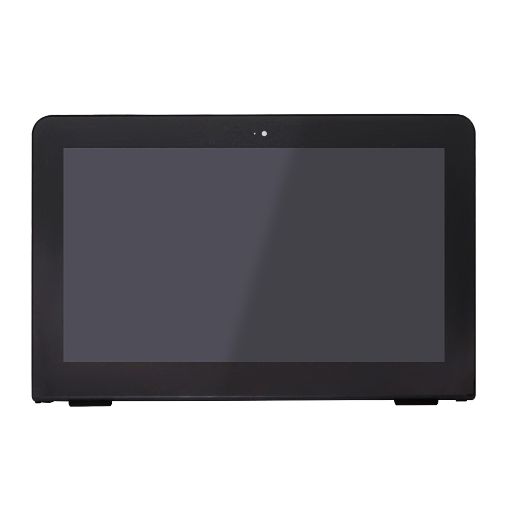 11.6 LED LCD Display Touch Screen Digitizer Assembly+Frame For HP Pavilion X360 11-u000 11-u100 11-u200 11t-u000 11t-u100 цена