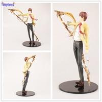 Tobyfancy DEATH NOTE Action Figures Yagami Light Figuras Anime PVC Toys Japaness Anime Figures DEATH NOTE Nendoroid Figure