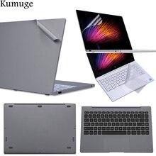 Наклейка на ноутбук для Xiaomi mi, ноутбук Air 12,5 13,3 Pro 15,6, полный набор, Виниловая наклейка на корпус, компьютерная кожа для Xiao mi+ чехол на клавиатуру