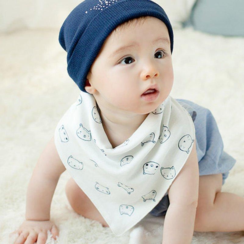 Waterproof Sling Width Baby Bibs 100% Cotton Baby Infants Kid Lunch Bib Saliva Cute Towel Breastplate Bandana Bib