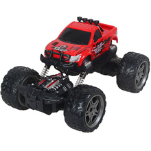 Large 1:18 4WD RC Cars Updated Version 2.4G Radio Control RC Cars Models Toys 2017 High speed Off-Road Trucks Toys for Children