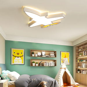Image 3 - ילדי ילדי חדר תאורה מודרני תקרת מנורת plafondlamp led תינוק חדר שינה מחקר חדר Luminaria LED תקרת אורות