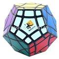 MF8 Bermuda Mercury Megaminx Black Dodecahedron Puzzle Cube Twisty Puzzle