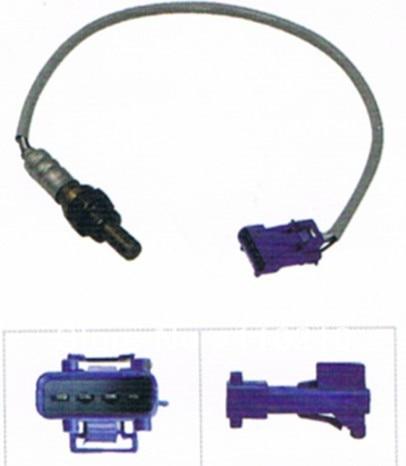 NGK oxygen sensor for peugeo 306/ CITROENXANTIA OZA495-PG2 4pin ...