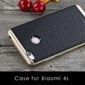 Оригинал iPaky Бренда Случае для Xiaomi 4s mi4s m4s Роскошные Нео гибридный Броня Силиконовые Задняя Крышка PC Frame Дело Для Xiaomi 4S mi4s