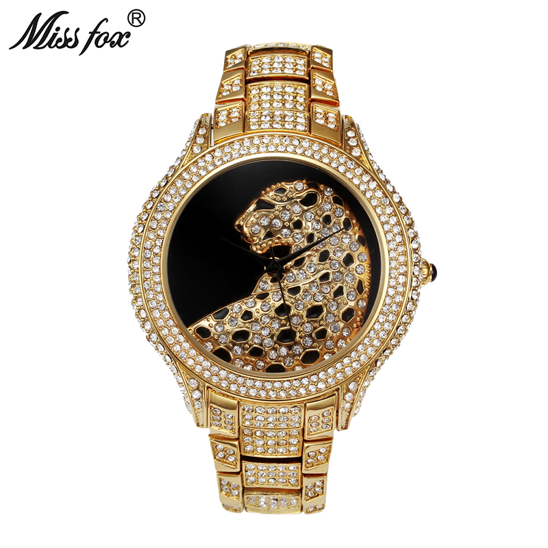 online get cheap men diamond watches aliexpress com alibaba group miss fox role luxury watch men diamond gold mens watches top brand luxury c black simple