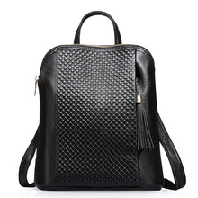 William carte esclave livraison gratuite college style sac à dos en cuir 2 couleur femmes sac à dos de sacs d'école
