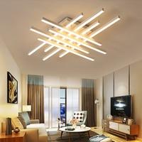 modern ceiling lamp led light remote control aluminium ceiling for bedroom / living room, indoor ceiling light lamp