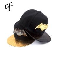 2016 New Fashion Superman Snap Back Snapback Caps Hat Cool Adjustable Gorras Super Man Hip Hop